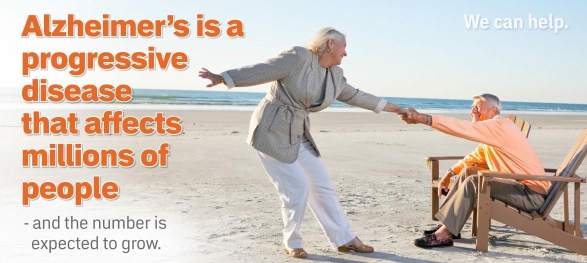 Alzheimer's treatment & care