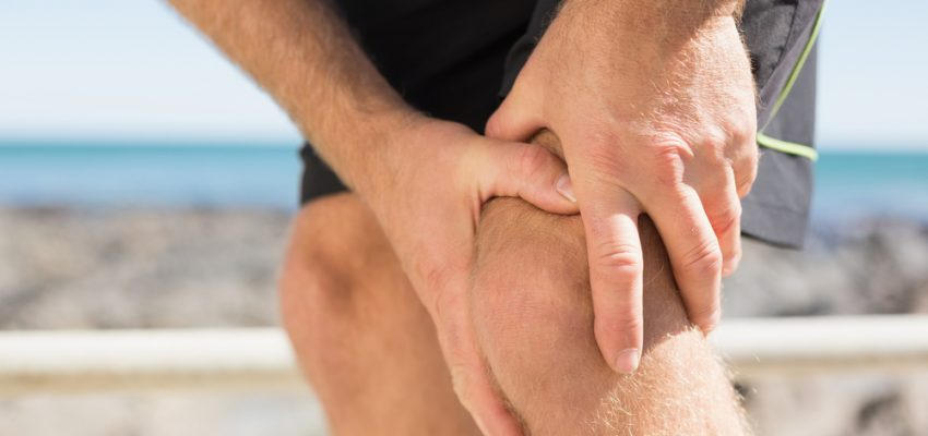 recovery from knee pain
