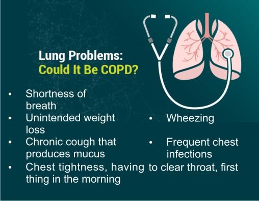 COPD Lung problem