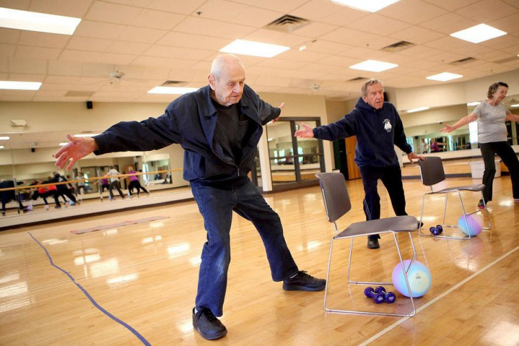 physiotherapy exercise for parkinsons treatment