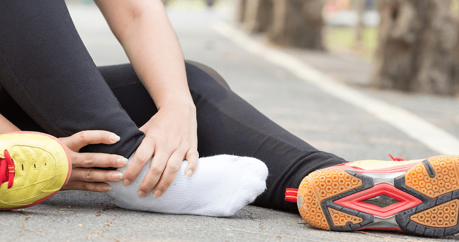 Ankle Sprain Causes & Recovery