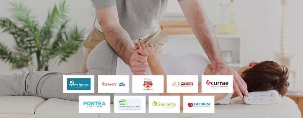 Physiotherapy partner trusted by the best in Healthcare