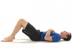Pelvic Tilt or Imprinting Exercise