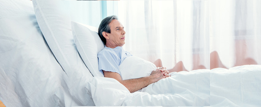 People prone to Bed Rest