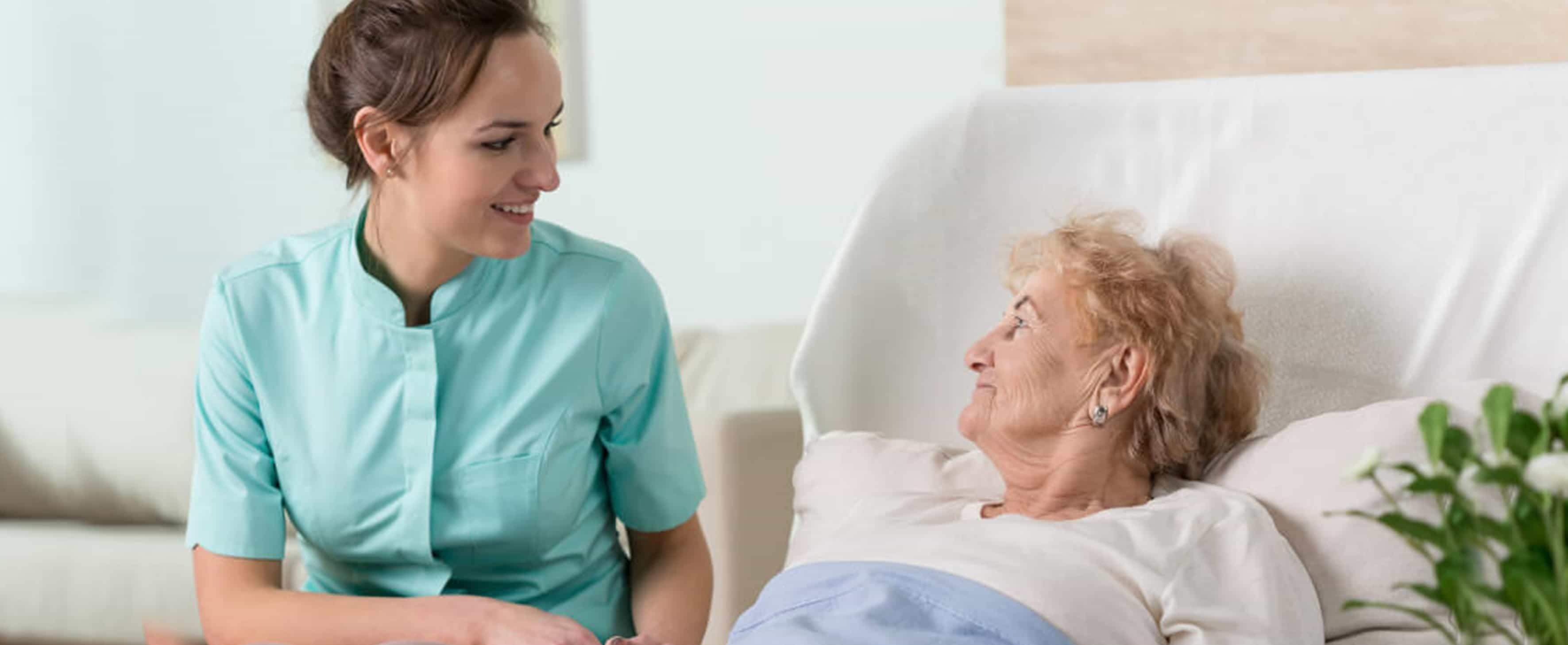 Caring for Bed-ridden Elders